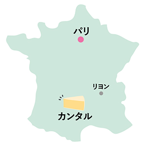 map Cantal
